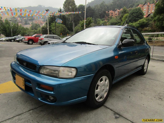 Subaru Impreza At 1800