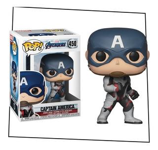 Funko Pop! - Avengers Endgame - Captain America #450