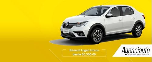 Renault Logan Intens Automático - 2022