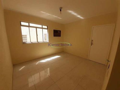 Apartamento Com 2 Dorms, Boqueirão, Santos - R$ 278 Mil, Cod: 64152792 - V64152792