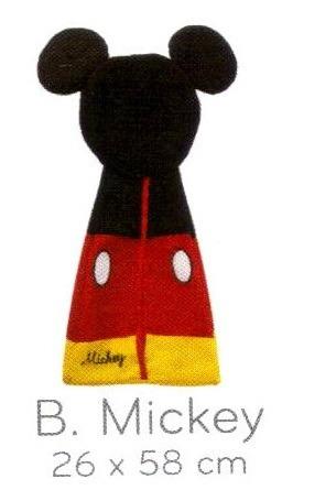 Portapañales Mickey