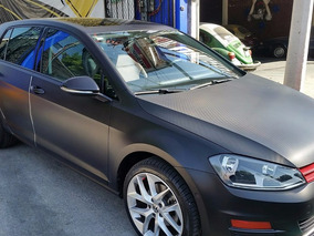 Golf 2015 Highline Q/c Turbo 1.4 Fac Orig Cred Facil Recibo