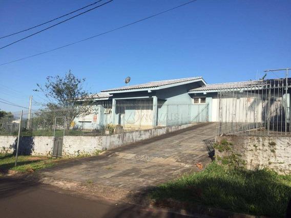 Casa Residencial À Venda, Encosta Do Sol, Estância Velha. - Ca1489