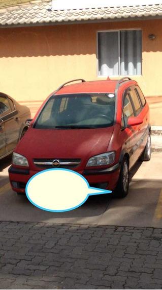 Chevrolet Zafira 2.0 Elegance Flex Power 5p 2007