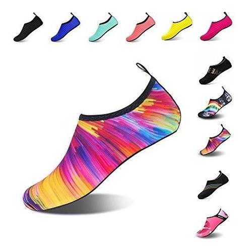 Zapatos De Agua Para Mujer Para Hombre Zapatos De Piscina De