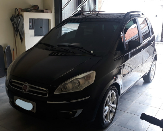 Fiat Idea 1.6 16v Essence Flex Dualogic 5p 2013