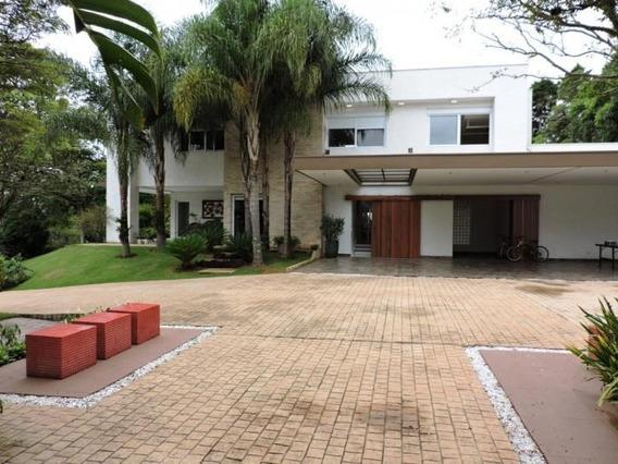 Casa Residencial À Venda, Haras Guancan, Cotia - Ca1557. - Ca1557