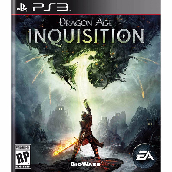 Dragon Age Inquisition Ps3 | Mídia Física Original