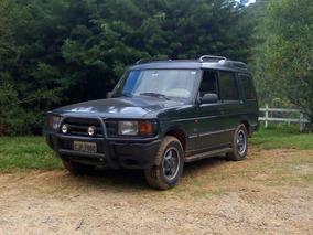 Land Rover Discovery 97 - Muito Nova E Não Paga Ipva.