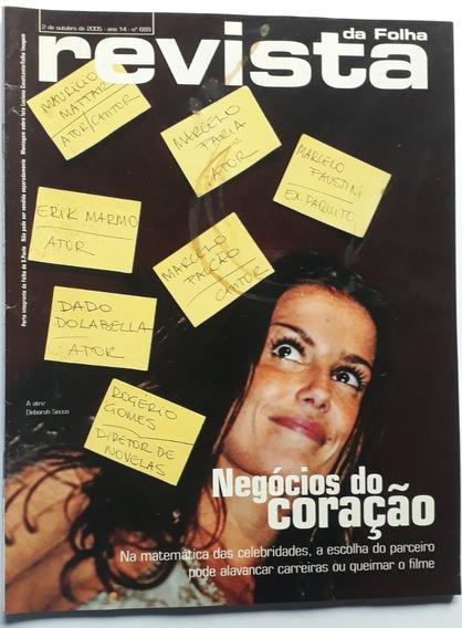 Revista Da Folha S. Paulo Outubro De 2005 - 6 Revistas