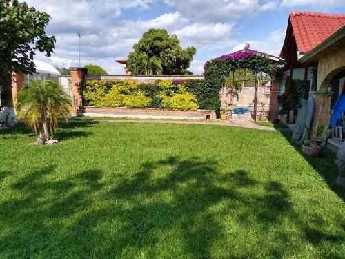Exclusivo Rancho En Venta En Yecapixtla Morelos