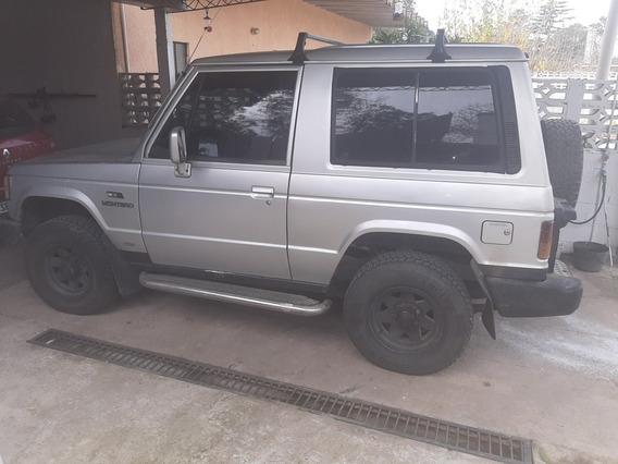Mitsubishi Montero 2.5 Glx 1988