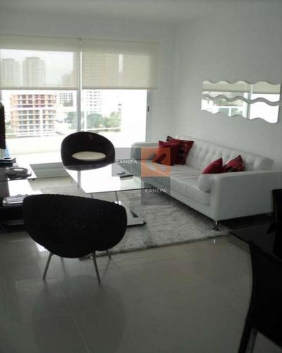 Moderno Y Luminoso Apartamento En Entorno Tranquilo.- Ref: 1485