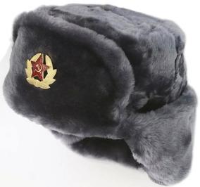 Sombrero De Ejercito Soviético Ushanka-hat