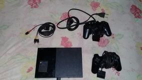Playstation 2 Bem Conservado