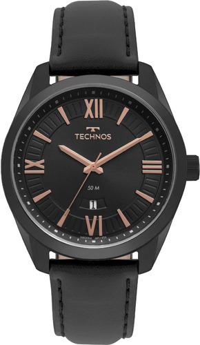 Relógio Technos Masculino Steel 2115msp/4p Com Garantia Nfe