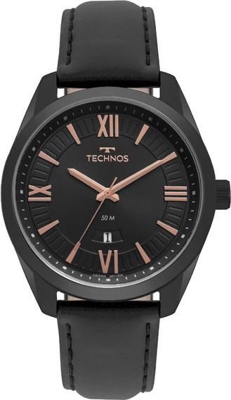 Relógio Technos Masculino Steel 2115msp/4p