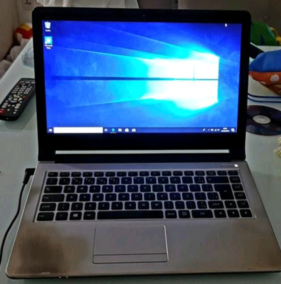 Notebook Positivo Premium Core I5 750 Gb