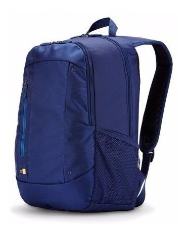 Case Logic Passeio 15.6-inch Backpack Do Laptop (wmbp115azul