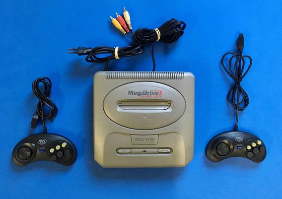 Mega Drive 3 C\ 43 Jogos