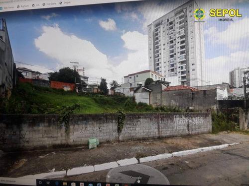 Terreno À Venda, 840 M² Por R$ 4.200.000,00 - Vila Formosa - São Paulo/sp - Te0123