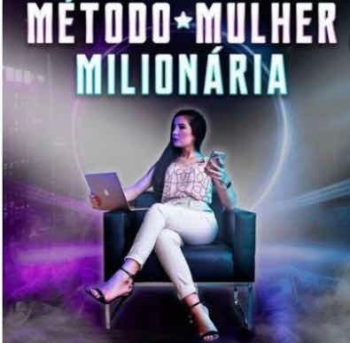 Imagem 1 de 4 de Método Mulher Milionária