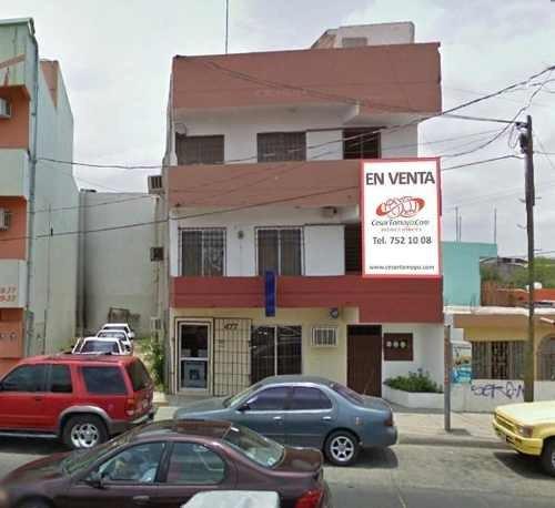 Edificio En Venta Ubicado En Av. Lázaro Cárdenas No. 477 Colonia Centro