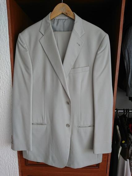 Traje Blanco/beige Hidalgo Nuevo Hombre