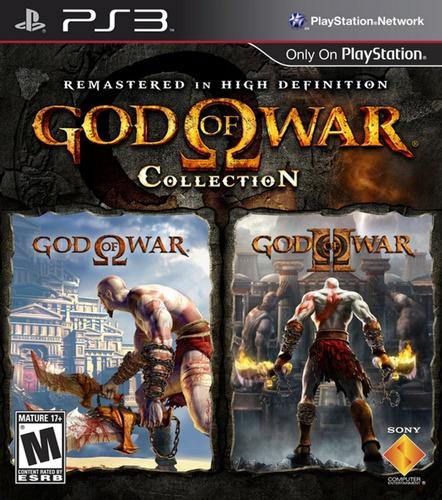 God Of War Collection Ps3 Original Digital