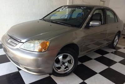 Civic Sedan Lx 1.7 16v (aut)