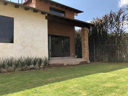Casa En Renta, Valle De Bravo