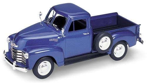 Pick Up Chevrolet 3100 1953 Welly Escala 1.24-27 (373101)