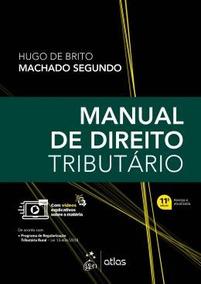 Manual De Direito Tributario - 11ª Ed