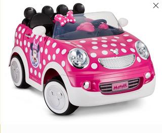Carrito Electrico Minnie Mouse 12 V