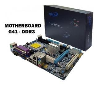 Placas Foxconn 775 G41 /h61 Ddr3/h81 1150/h110 1151