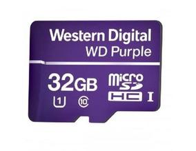 Cartão De Memória P/ Sua Camêra Micro Sd 32 Gb Western-