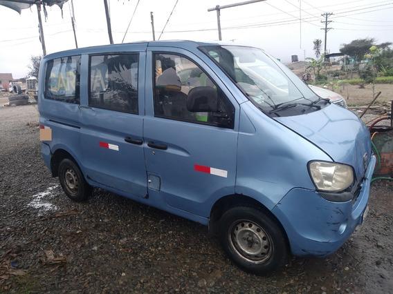 Minivan Hafei Luzun 2011