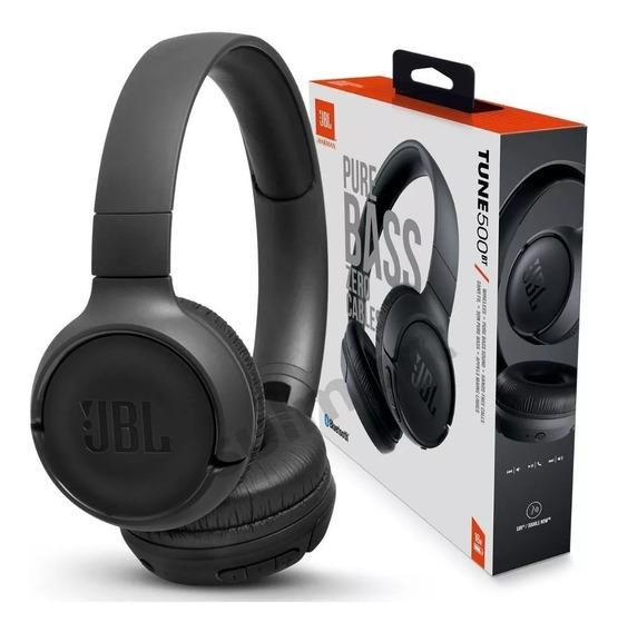 Fone Jbl Tune 500 Bluetooth Original