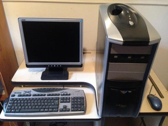 Computadora Completa Con Mesa Pentium 4 3.00 Ghz