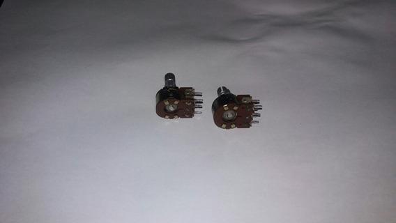 Potenciometros Bass/treble Receiver Gradiente Ds40/20/spect