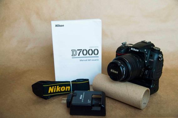 Camera Nikon D7000 - Corpo Usado Com 10k