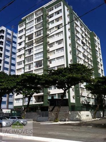 Apartamento Para Venda Em Jaboatão Dos Guararapes, Piedade, 3 Dormitórios, 1 Suíte, 3 Banheiros, 1 Vaga - Ja201_1-973516