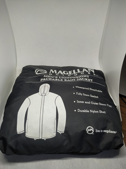 Chaqueta Impermeable Plegable V17