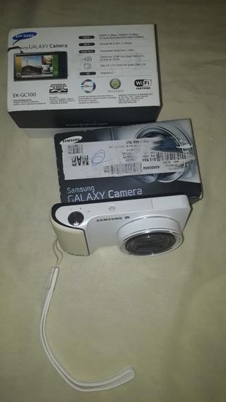 Câmera Fotográfica Digital Ekcg100