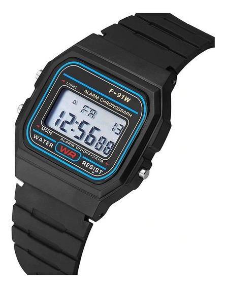 Relógio Digital De Pulso Feminino Ou Infantil