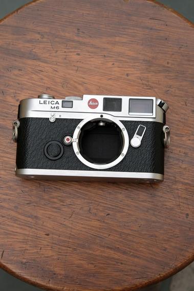 Câmera Leica M6