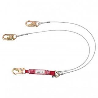 Linea De Vida Msa 10088211 Sure Stop Con Amortiguador-usada-