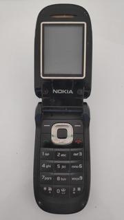 Celular Antigo Nokia 2660 Para Colecionador - Não Funciona