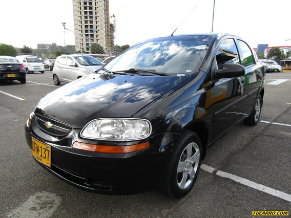 Chevrolet Aveo Family Mt 1500cc Aa