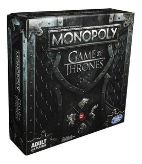 Juego Monopolio Monopoly Game Of Thrones Ideal Familia Febo